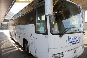 AIR FRANCE autobus