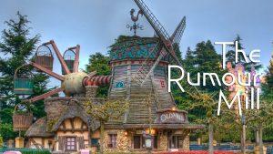 Atraccion Disney paris