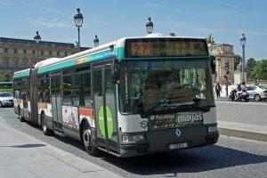 Autobús Paris