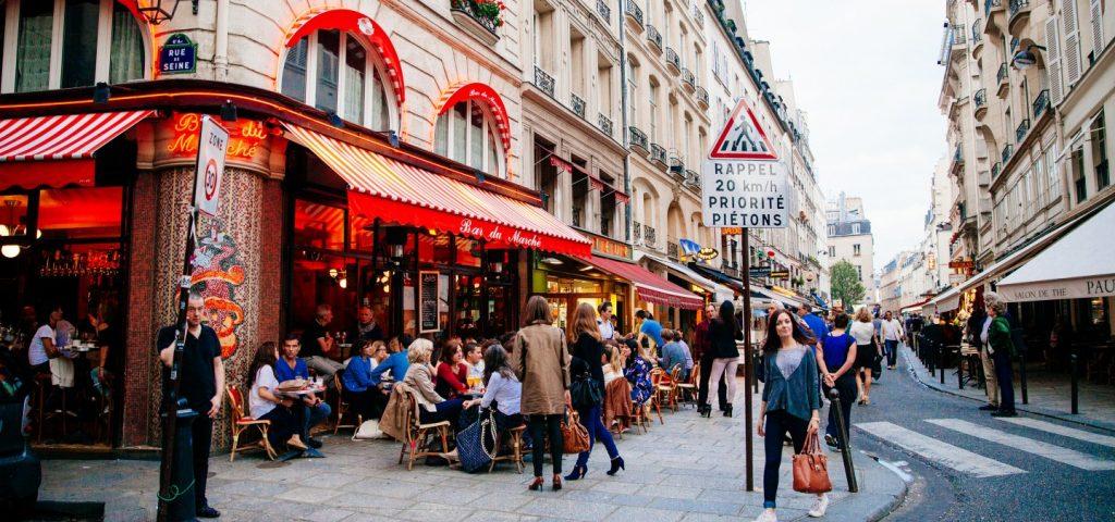 Hoteles Baratos En Paris Barrio Latino