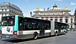 Bus de paris