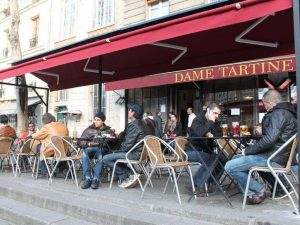 Cafe Very - Dame Tartine