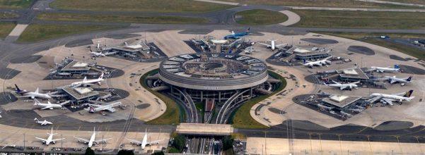 Charles de Gaulle aeropuerto