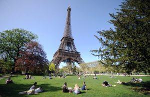 Clima París