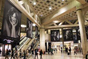 Forum des Halles shopping
