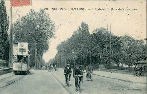 Historia del bosque de Vincennes