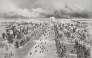 Historia del bosque de boulogne