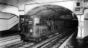 Historia metro de paris