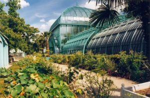 Jardín de los Invernaderos de Auteuil