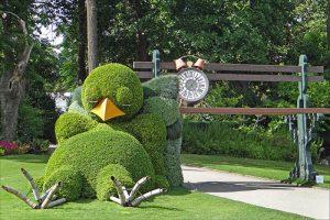 Jardin des Plantes pajaro