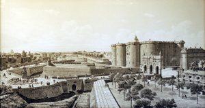 La bastilla historia