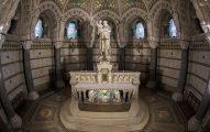La cripta de Notre Dame