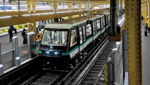 Linea 1 tren