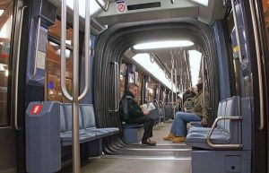 Linea 14 tren