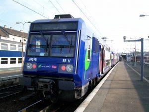 Linea D tren