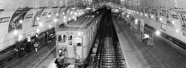 Metro de Paris terminado