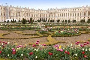 Palacio de Versalles parque