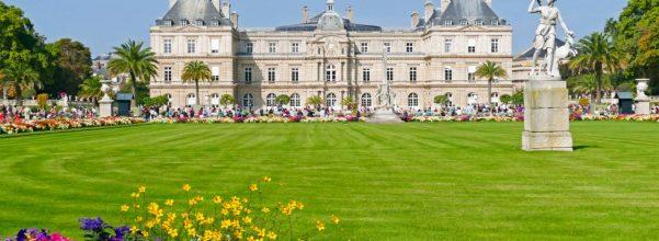 Palacio y jardin de luxemburgo