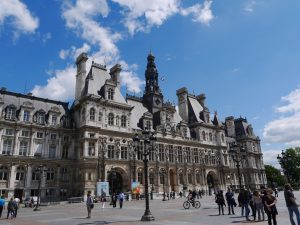 Paris ayuntamiento