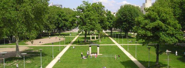 Parque de Bercy