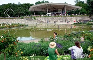 Parque floral de Paris
