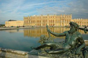 Piscina Palacio de Versalles