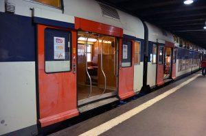 Rer C tren