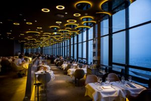 Restaurant torre Montparnasse