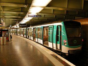 Tren linea 2 metro