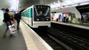 Tren linea 6