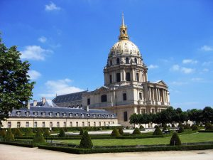 hotel invalides paris