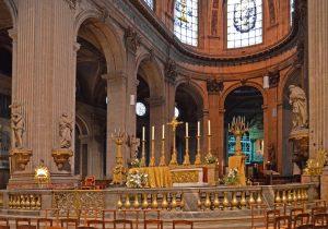 Iglesia de Paris