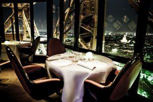 58 Tour Eiffel Restaurante